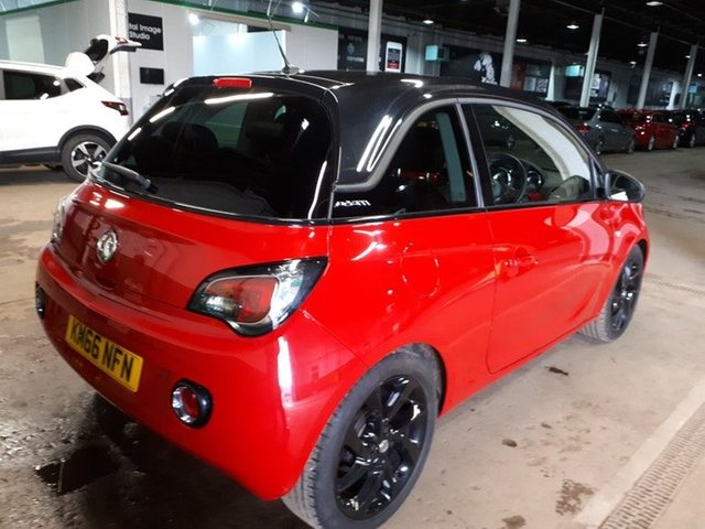 VAUXHALL ADAM at Dace Motor Group