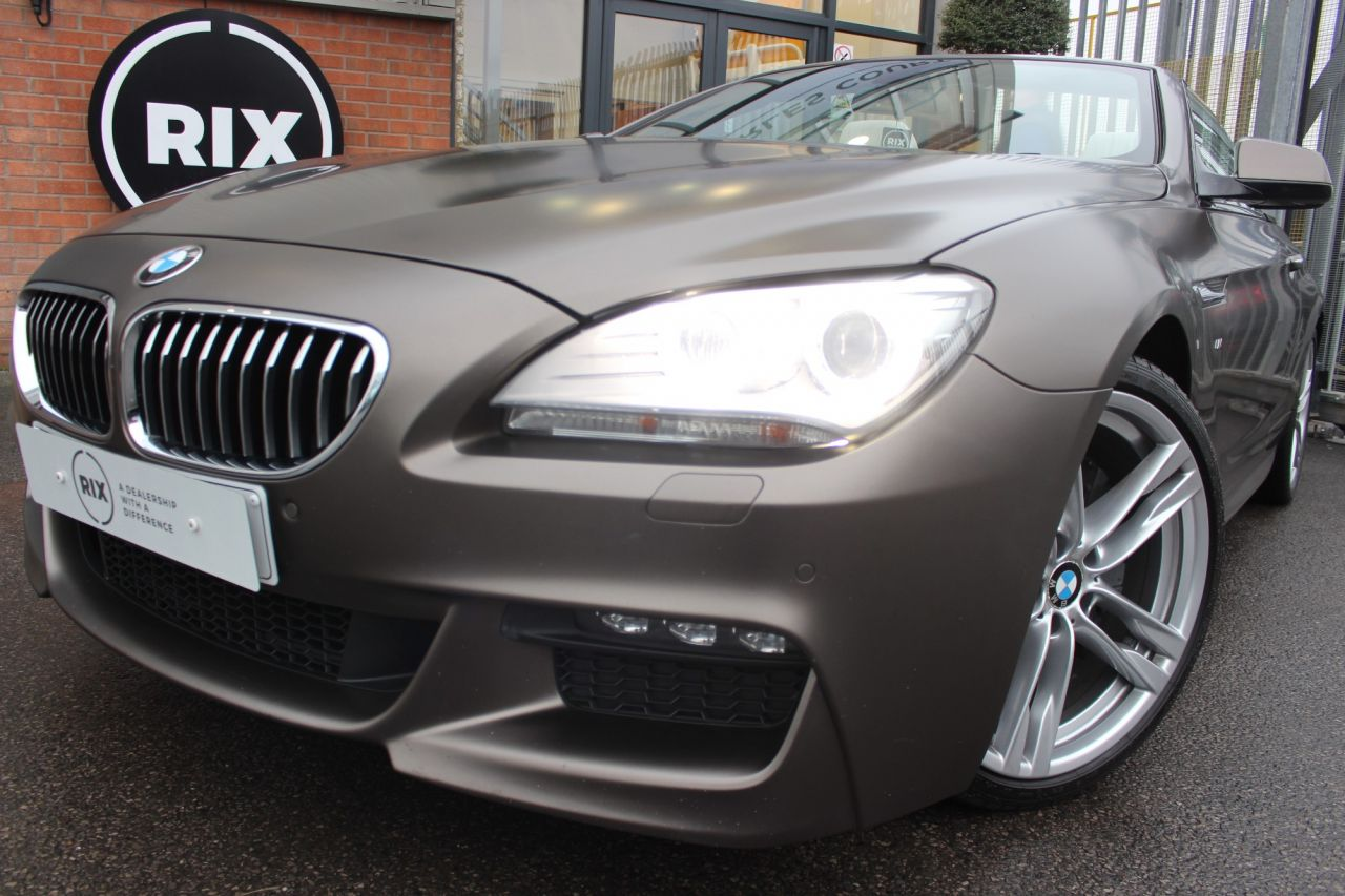 Used BMW 6 SERIESfor sale