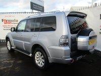 USED 2011 11 MITSUBISHI SHOGUN 3.2 DI-DC Elegance LWB SUV 5dr SAT NAV+SUNROOF+BLUETOOTH+AC