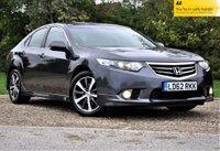 2012 HONDA ACCORD 2.2 i-DTEC ES GT 4dr £6990.00