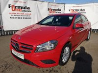 USED 2014 64 MERCEDES-BENZ A CLASS 1.5 A180 CDI SE 7G-DCT 5dr AUTOMATIC+LOW MILES+SAT NAV