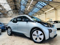 USED 2015 15 BMW I3 E eDrive 5dr NAV HTD sts COMFORT PACK!