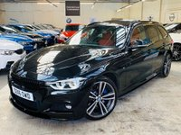 USED 2016 16 BMW 3 SERIES 3.0 335d M Sport Touring Auto xDrive (s/s) 5dr HIGH SPEC PAN ROOF PRO NAV HK