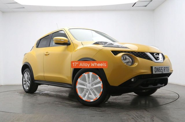 NISSAN JUKE at Georgesons