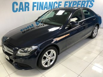 2016 MERCEDES-BENZ C CLASS 2.0 C200 SE EXECUTIVE 4d AUTO 184 BHP £13000.00