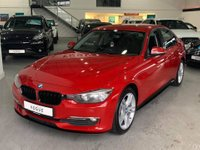 2012 BMW 3 SERIES 2.0 320D LUXURY 4d 184 BHP £7750.00