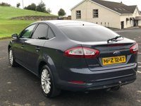 USED 2012 FORD MONDEO 2.0 ZETEC BUSINESS EDITION TDCI 5d 138 BHP