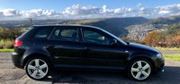 USED 2007 07 AUDI A3 1.6 FSI S LINE 5d 114 BHP