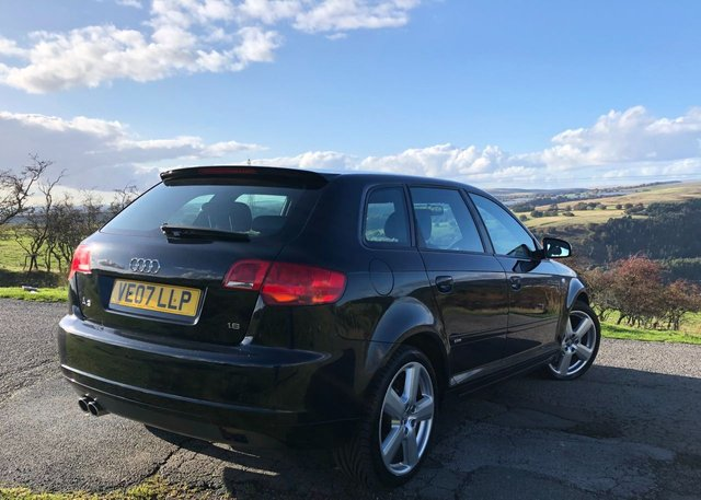 AUDI A3 at 5 Star Vehicle Solutions