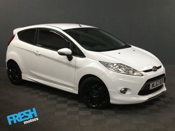 2012 FORD FIESTA 1.6 METAL £6285.00
