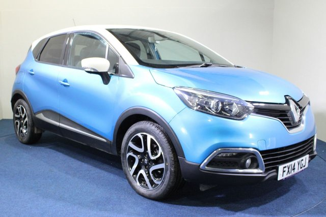 USED 2014 14 RENAULT CAPTUR 1.5 DYNAMIQUE S MEDIANAV ENERGY DCI S/S 5d 90 BHP FINANCE AVAILABLE FROM 7.9%APR