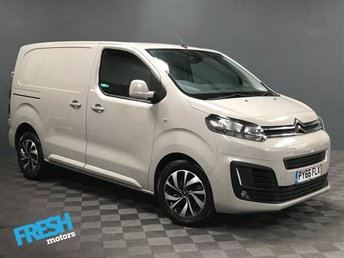 2017 CITROEN DISPATCH 2.0 XS 1400 ENTERPRISE PLUS BLUEHDI  £13500.00