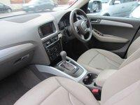 USED 2011 61 AUDI Q5 2.0 TFSI QUATTRO SE 5d AUTO 208 BHP