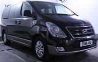 USED 2018 18 HYUNDAI I800 2.5 CRDI SE NAV 5d 134 BHP 8 SEATS + NAV ++ WARRANTY 2023