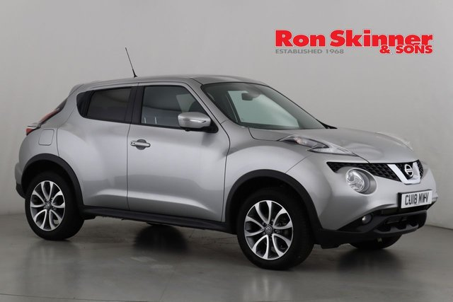View our 2018 18 NISSAN JUKE 1.5 TEKNA DCI 5d 110 BHP