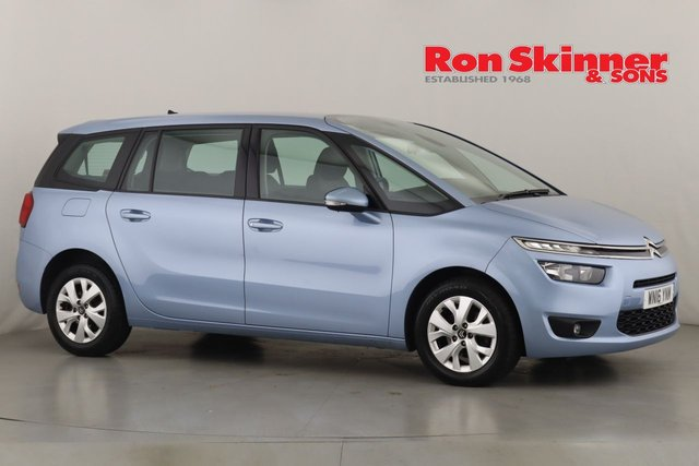 View our 2016 16 CITROEN C4 GRAND PICASSO 1.6 BLUEHDI VTR PLUS 5d AUTO 118 BHP