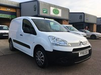 2015 CITROEN BERLINGO 1.6 625 ENTERPRISE L1 HDI 74 BHP £5595.00