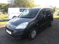 2016 CITROEN BERLINGO 1.6 625 ENTERPRISE L1 HDI 74 BHP £5999.00