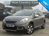 USED 2014 14 PEUGEOT 2008 1.6 E-HDI ALLURE 5d 92 BHP Great Value Family Car