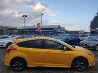 USED 2014 14 FORD FOCUS 2.0 T ST-3 5dr 2 OWNERS+OUTSTANDING VALUE
