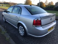 USED 2006 06 VAUXHALL VECTRA 1.9 CDTi Design 4dr 2 Owners! Low Miles! Full MOT!