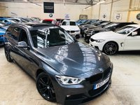 USED 2017 17 BMW 3 SERIES 3.0 330d M Sport Touring Auto xDrive (s/s) 5dr PANORAMIC ROOF ++ EXTRAS ++