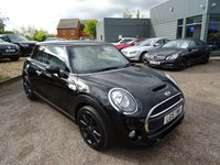 USED 2015 15 MINI HATCH COOPER 2.0 COOPER S 3d 189 BHP £2805 OPTIONAL EXTRAS FITTED with JOHN COOPER DETAILS