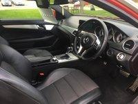 USED 2012 12 MERCEDES-BENZ C CLASS 2.1 C220 CDI BLUEEFFICIENCY AMG SPORT 2d AUTO 170 BHP