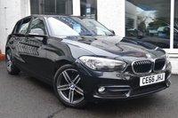 2016 BMW 1 SERIES 1.5 116D SPORT 5d 114 BHP £10995.00