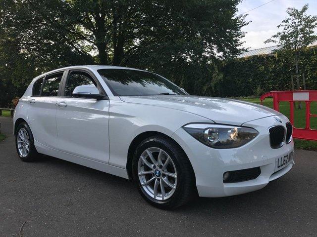 2012 62 BMW 1 SERIES 1.6 114I SE 5d 101 BHP