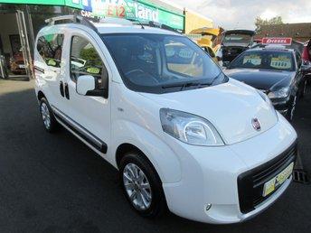 2013 FIAT QUBO 1.2 MULTIJET TREKKING 5d 95 BHP £5000.00
