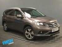 USED 2012 62 HONDA CR-V 2.2 I-DTEC EX * 0% Deposit Finance Available