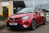 2014 MG 3 1.5 3 STYLE VTI-TECH 5d 106 BHP £4310.00
