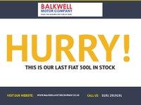 USED 2015 15 FIAT 500L 1.4 TREKKING 5d 95 BHP