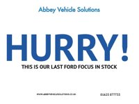 USED 2008 08 FORD FOCUS 2.5 ST 500 3d 272hp