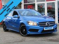 2014 MERCEDES-BENZ A CLASS 2.1 A200 CDI AMG SPORT 5d 136 BHP £11495.00