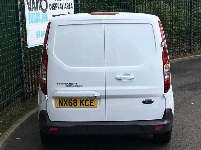 FORD TRANSIT CONNECT at Van Ninja