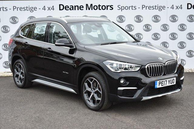 2017 17 BMW X1 2.0 XDRIVE18D XLINE 5d AUTO 148 BHP GREAT SPEC