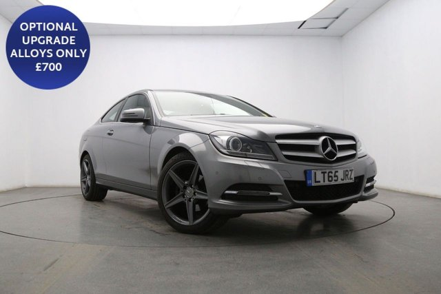 2015 65 MERCEDES-BENZ C CLASS 2.1 C220 CDI EXECUTIVE SE PREMIUM 2d AUTO 168 BHP