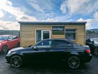 USED 2013 63 MERCEDES-BENZ C CLASS 2.1 C220 CDI BLUEEFFICIENCY EXECUTIVE SE 4d 168 BHP ****FINANCE AVAILABLE ****