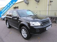 2013 LAND ROVER FREELANDER 2.2 TD4 BLACK AND WHITE 5d 150 BHP £10995.00