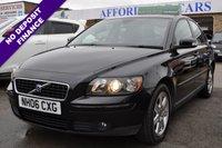 2006 VOLVO S40 2.0 S D 4d 135 BHP £2495.00