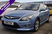 2011 HYUNDAI I30 1.4 CLASSIC 5d 108 BHP £3995.00