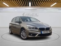 USED 2015 15 BMW 2 SERIES 1.5 218I SE ACTIVE TOURER 5d AUTO 134 BHP **FREE RAC 6 MONTHS WARRANTY INC** Full Service History