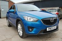 USED 2013 13 MAZDA CX-5 2.2 D SPORT NAV 5d 148 BHP 2013 MAZDA CX-5 2.2 DIESEL SPORT NAV 5 DOOR SUV 150 BHP £30 ROAD TAX 60+MPG HEATED LEATHER SEATS BOSE MP3 STEREO BLUETOOTH PHONE CRUISE & CLIMATE. WARRANTY & FINANCE AVAILABLE.