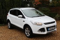 USED 2013 13 FORD KUGA 2.0 ZETEC TDCI 5d 138 BHP FORD MAIN AGENT SERVICED