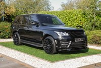 USED 2015 15 LAND ROVER RANGE ROVER 4.4 SDV8 VOGUE 5d AUTO 339 BHP
