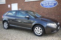 USED 2004 04 AUDI A3 1.6 SPECIAL EDITION 16V 3d 101 BHP