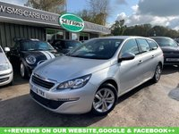 USED 2016 16 PEUGEOT 308 1.6 BLUE HDI S/S SW ACTIVE 5d 120 BHP