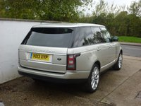 USED 2013 13 LAND ROVER RANGE ROVER 5.0 V8 AUTOBIOGRAPHY 5d AUTO 510 BHP ONE PRIVATE OWNER FULL LAND ROVER SERVICE HISTORY